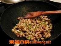 豆干萝卜粒做法步骤